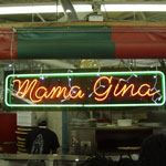 Mama Gina Pizza