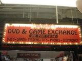 DVD Game Exchange