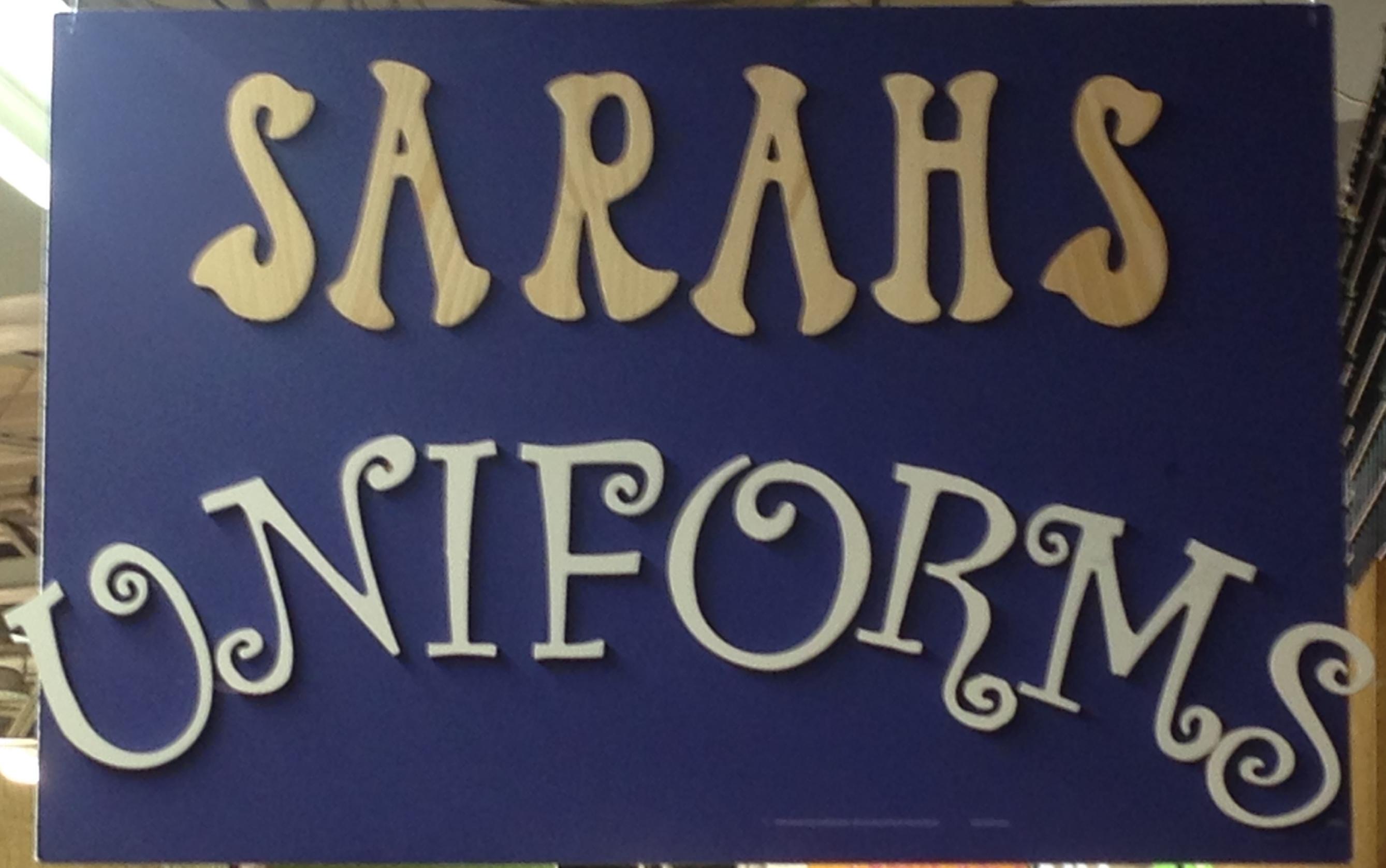 Sarah's Uniforms