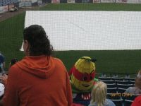 Market Man at the Blue Rocks